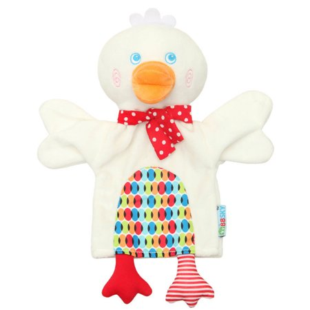 Cute cartoon animal hand puppet toy (Hand Puppet Toy)