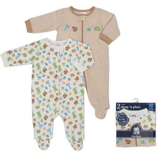 Gerber Geber Newborn Baby' 2-pack Sleep N Play