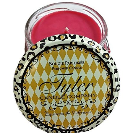 Tyler Glass Fragrance Candle 3.4 Oz,Kathina (Taylor Candle)