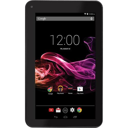 """RCA 7"""" Tablet 8GB Quad Core, Black"""