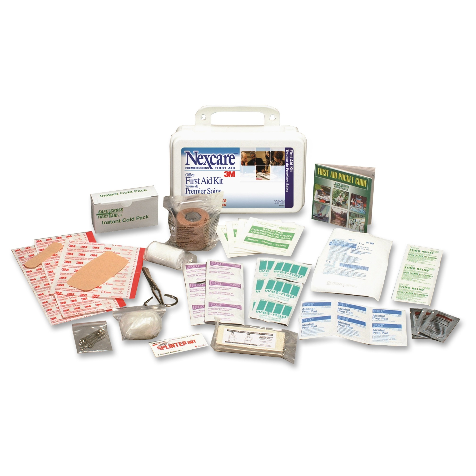 FIRST AID KIT 58pcs