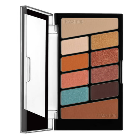 wet n wild Color Icon Eyeshadow 10 Pan Palette, Not a Basic