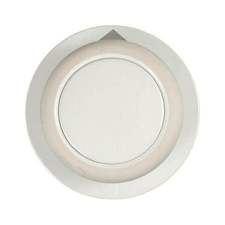 3957750 Whirlpool Washer Dryer Combo Knob, Timer (dryer) (white)