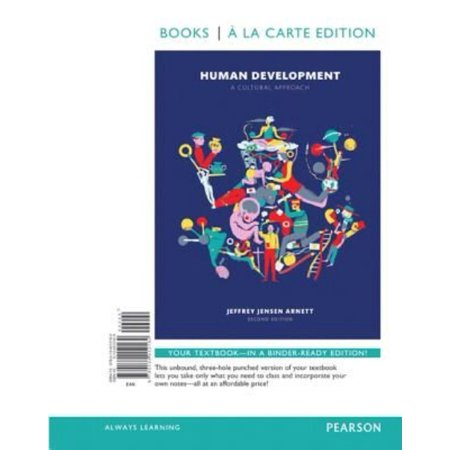 Human Development  A Cultural Approach  Books A La Carte Edition