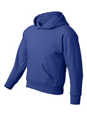 Hanes - Ecosmart Youth Hooded Sweatshirt