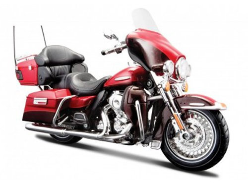 2013 Harley Davidson FLHTK Electra Glide Ultra Limited Red Bike Motorcycle 1 12 by 32323... by