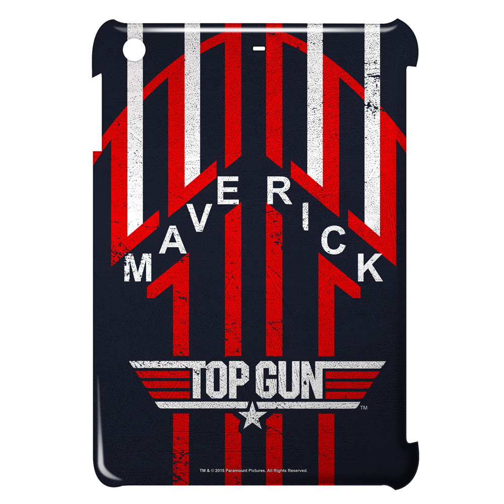 Top Gun Maverick Ipad Mini Case White Ipm