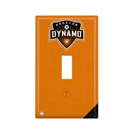 Houston Dynamo Alternate Single Toggle Light Switch Cover - No Size (Outlet Houston)
