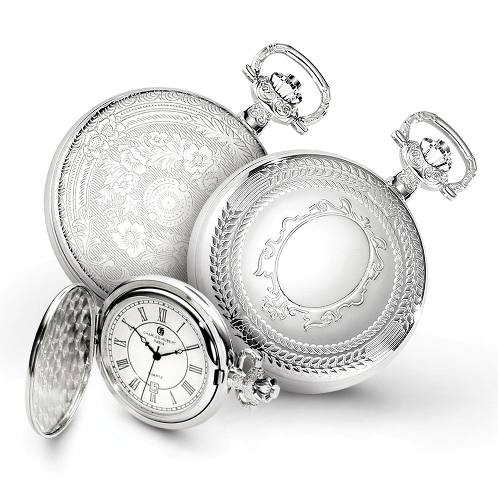 Charles Hubert, Paris 3922 Classic Collection Pocket Watch