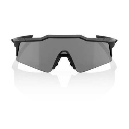 1d3d3f07a492 100% Speedcraft SL Performance Sunglasses w Smoke Lens Black - Walmart.com