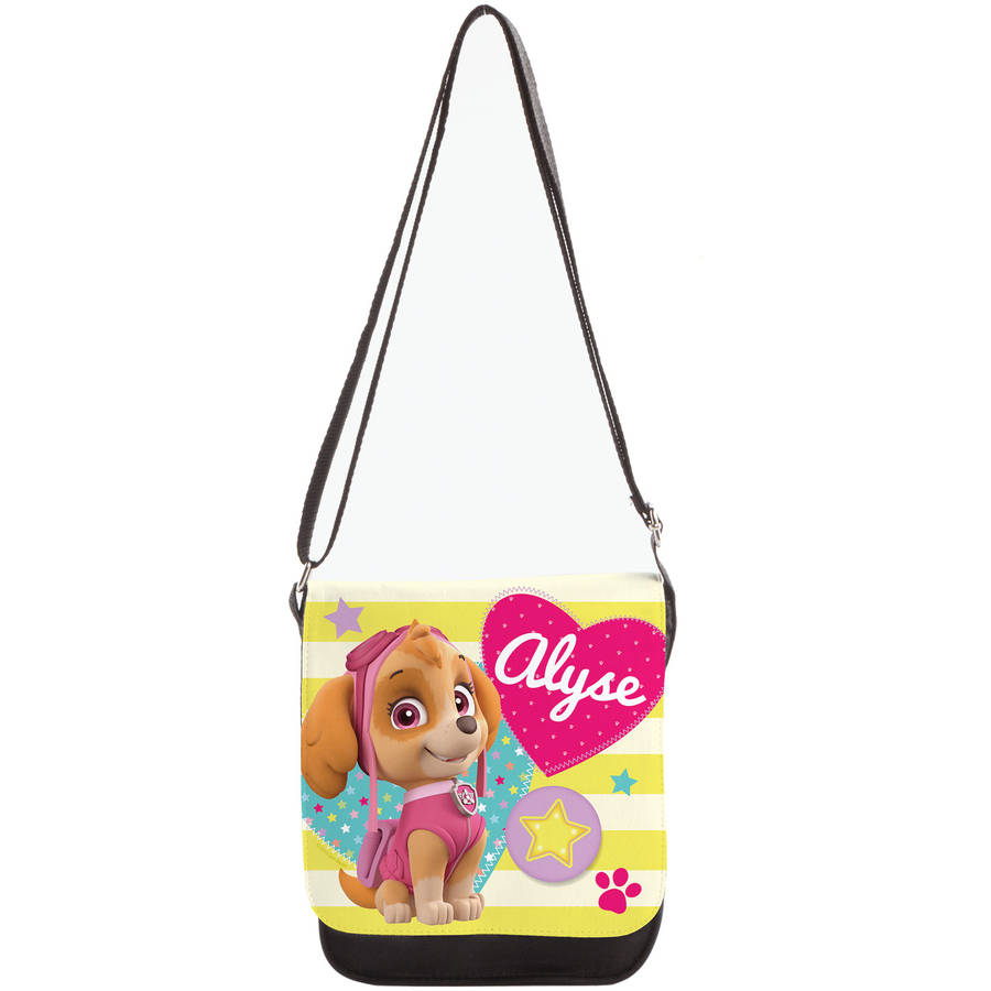 Personalized Paw Patrol Pawfect Pup Purse