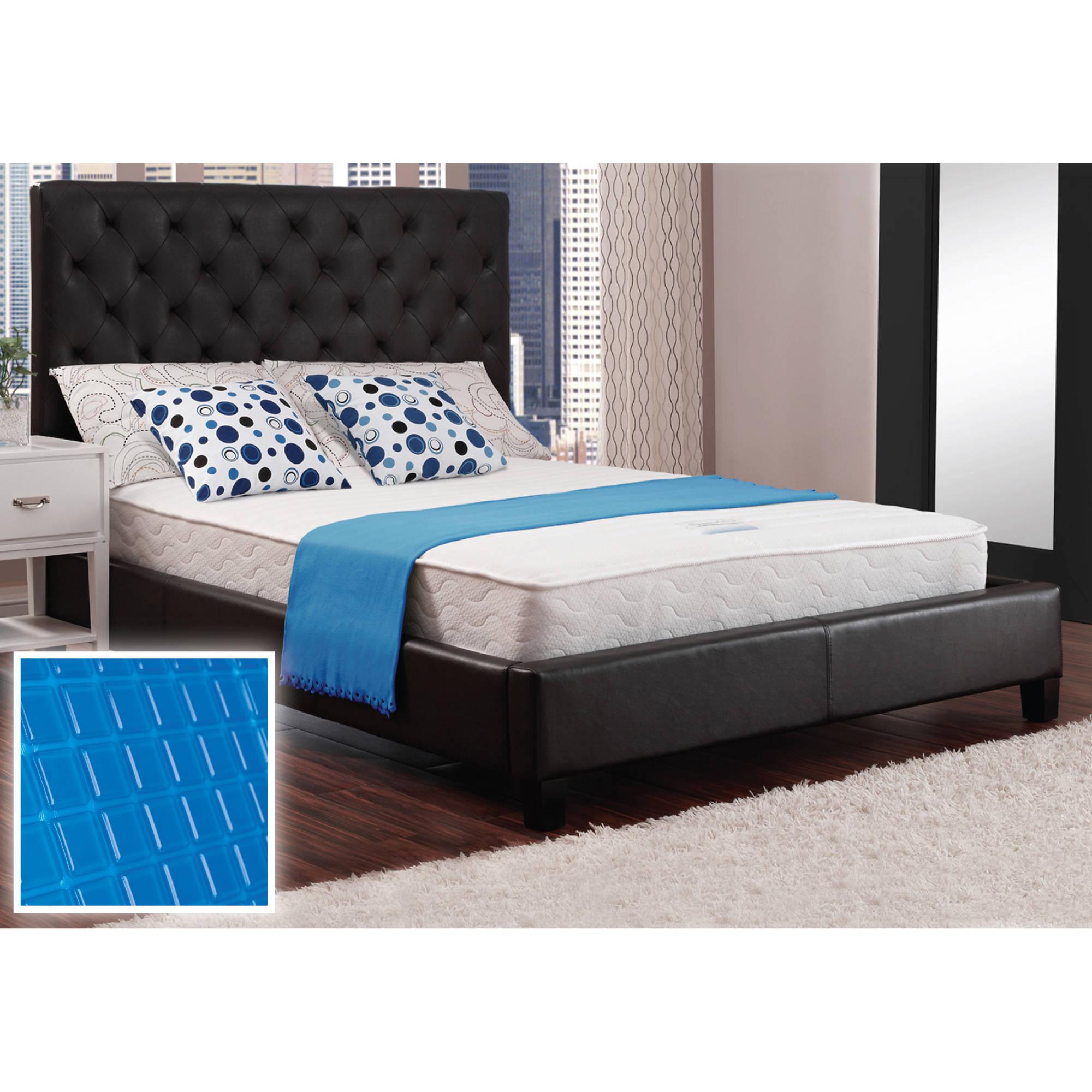 "Signature Sleep 8"" Hybrid RenewGel / Coil Mattress; Twin"