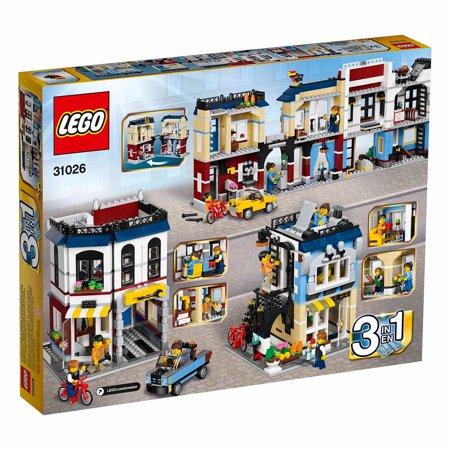 LEGO Creator Bike Shop & Cafe ()