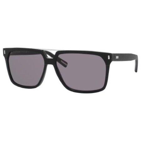 DIOR HOMME Sunglasses 134/S 0807 Black (Dior Homme Sunglasses)