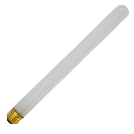 75w Incandescent Lamp (Sunlite 75W 120V T8 Tubular Frost E26 Medium Base Incandescent lamp )