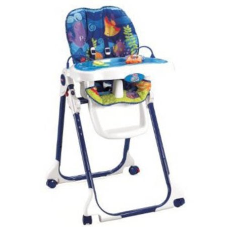 FisherPrice Ocean Wonders Healthy Care High Chair Walmart – Fisher Price Easy Fold High Chair Recall