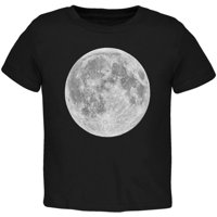 Earth's Moon Costume Toddler T-Shirt - 2T