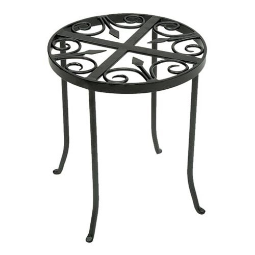 Achla Designs Round Trivet Plant Stand by Achla Outdoor