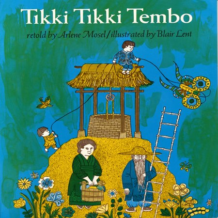 Tikki Tikki Tembo - Audiobook