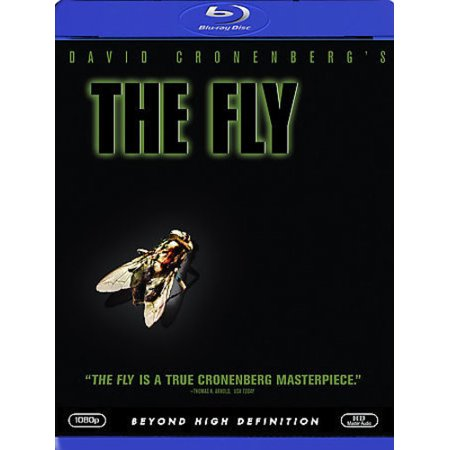 THE FLY [BLU-RAY] [CANADIAN] [] [1900] [1 DISC] [MULTILINGUAL]