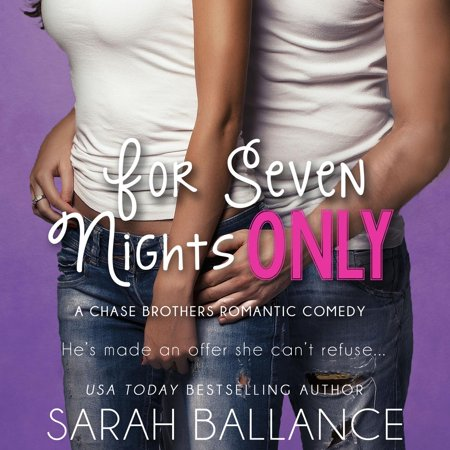 For Seven Nights Only - Audiobook