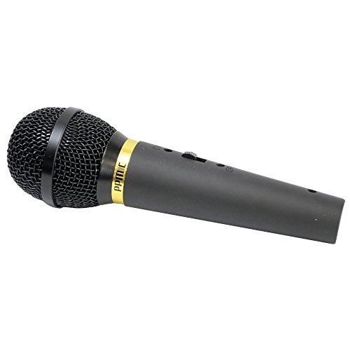 """""""PYLE Audio PYLPPMIKB Pyle-Pro PPMIK Dynamic Microphone"""" by Pyle Audio"""