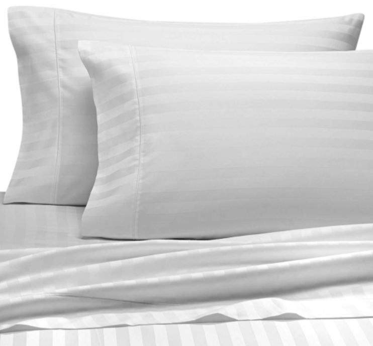 Wamsutta 100/% Pima Cotton 525 Thread Ct Wrinkle Resistant New