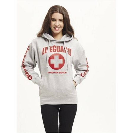 - Official Lifeguard Ladies Virginia Beach Hoodie