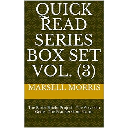 Quick Read Series Box Set Vol. (3) - eBook