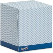 Genuine Joe Cube Box Facial Tissue, 85 Sheets per Box, 36 Boxes per Carton, GJO26085