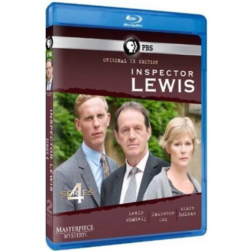 Inspector Lewis: Series 4 (Blu-ray) (Widescreen)