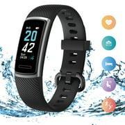 Best Activity Wristbands - JUMPER Fitness Tracker, Activity Health Tracker Waterproof Smart Review