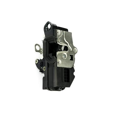 Door Latch Lock Actuator Motor - Front Left Driver Side - Replaces# 15880052, 207838846, 25789211, 931-303 - For 2007, 2008, 2009 Chevy Tahoe, Silverado HD, Cadillac Escalade, GMC Sierra, Yukon & more
