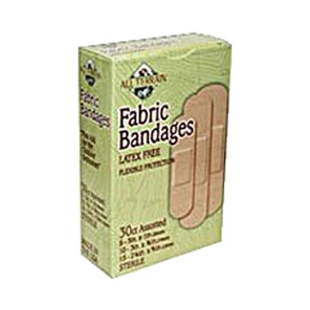 All Terrain Fabric Bandages, 30 Ct