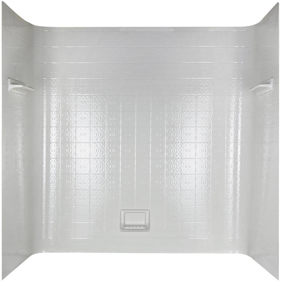WINDSOR 3 PIECE BATHTUB WALL KIT   Walmart.com