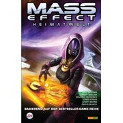 Mass Effect Band 4 - Heimatwelt - eBook