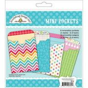 Take Note Paper Craft Kit-mini Pockets