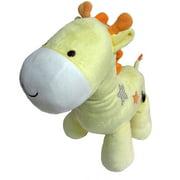 Carter's Neutral Giraffe Waggy Musical Toy