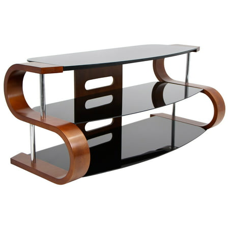 Metro Series Brown 120 TV Stand for TVs up to -