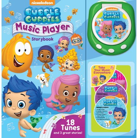 Bubble Guppies Music Player Storybook - Bubble Guppies Favors