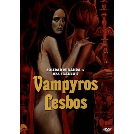 Vampyros Lesbos DVD - image 1 de 1