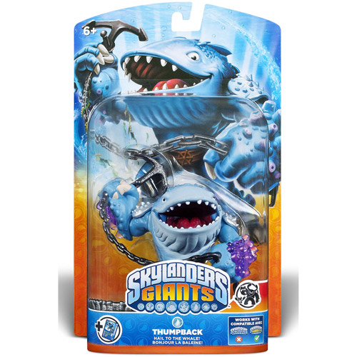 Skylanders Giants Thumpback Figure Pack