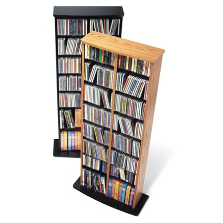 Prepac Double Media Multimedia Storage Rack