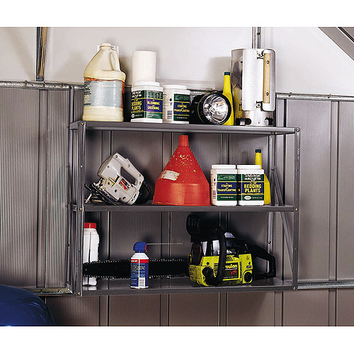Arrow Shed Shelf Unit