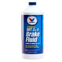 Valvoline DOT 3 and 4 Brake Fluid (32 oz.)