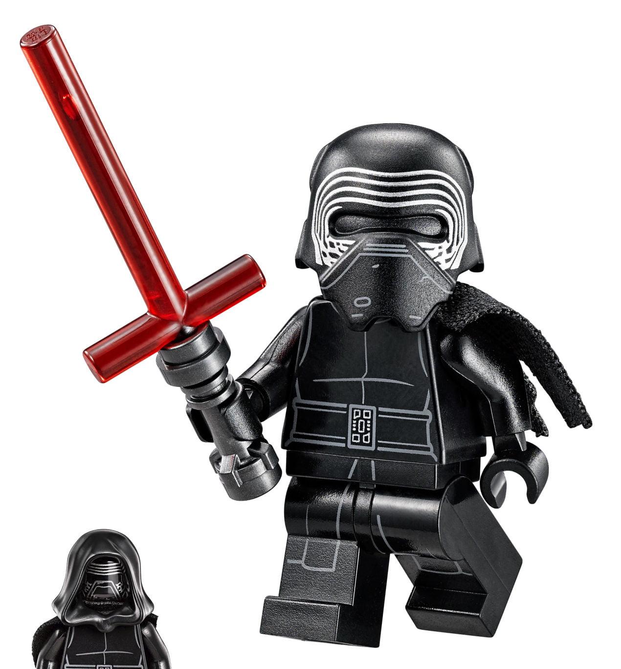 Lego star wars kylo ren from set 75104