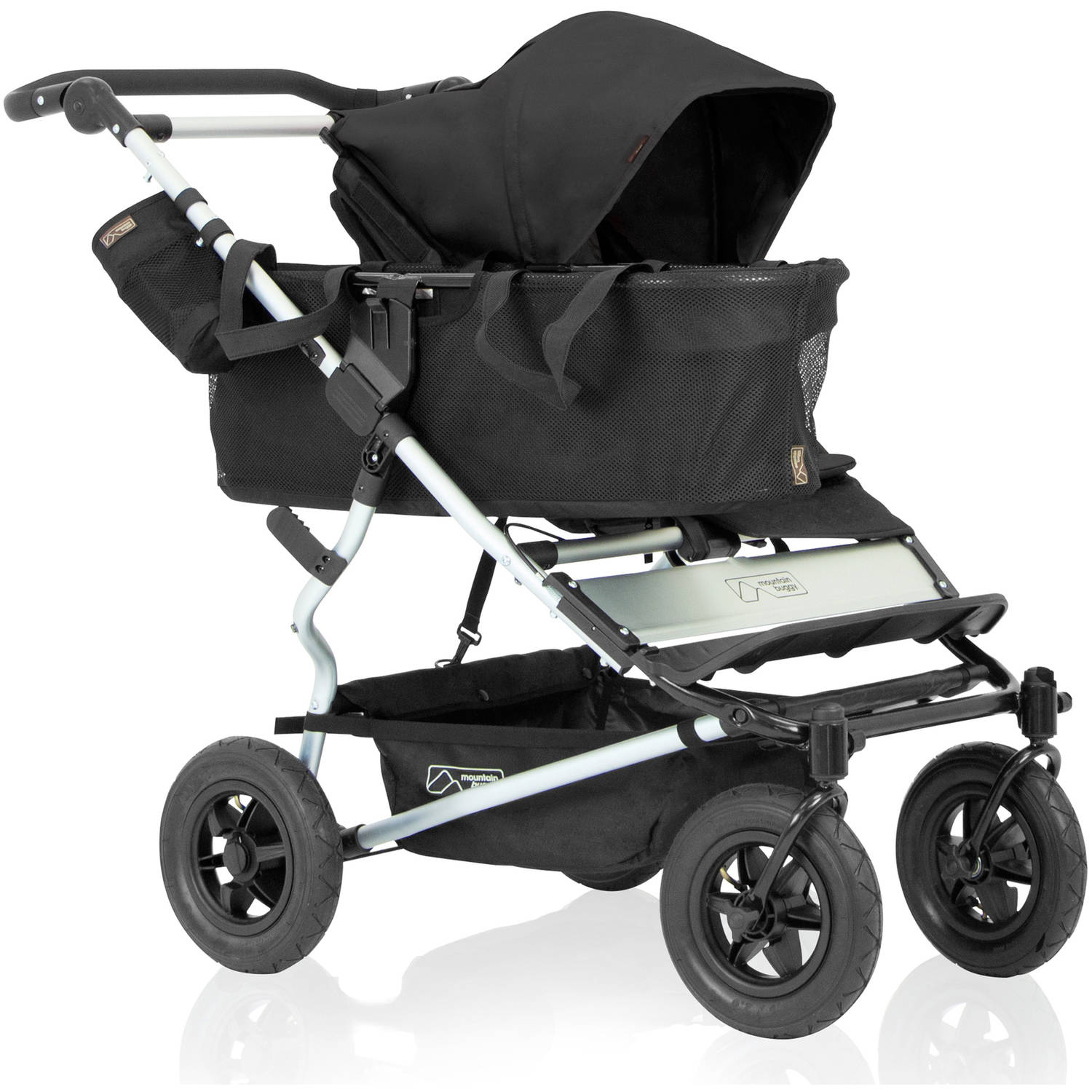 Mountain Buggy Duet Single Stroller