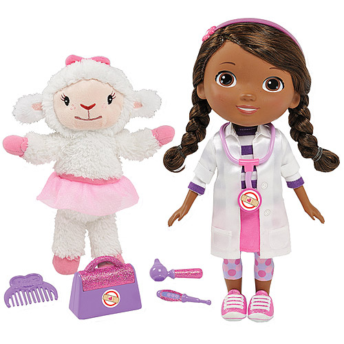 Disney Doc McStuffins Time for Your Checkup Doll