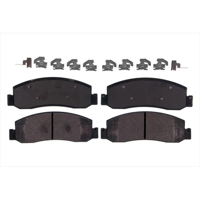Wagner Brake SX1333 Severe Duty Disc Pad Set - Front