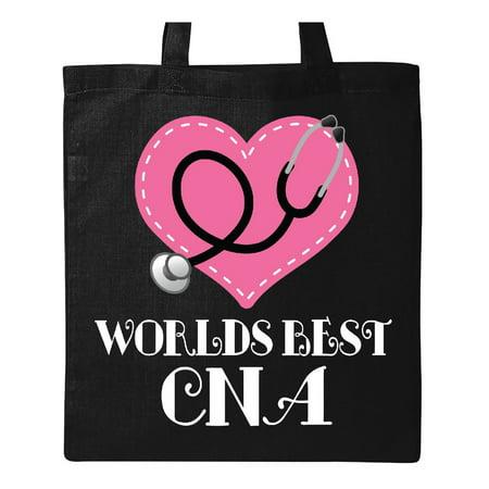 Certified Nursing Assistant CNA Appreciation Gift Tote Bag - Cna Bags